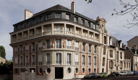 Residential building – boulevard Albert 1er – Nancy