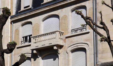 Residential building – avenue de Boffrand – Nancy