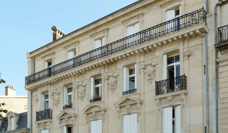 Residential building – quai Claude le Lorrain – Nancy