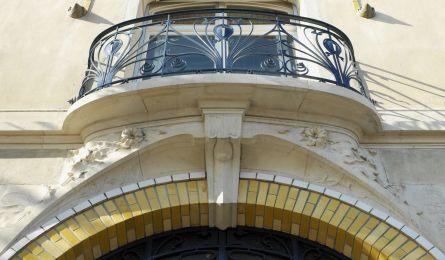 Geschwinderhammer House – Quai de la Bataille - Nancy