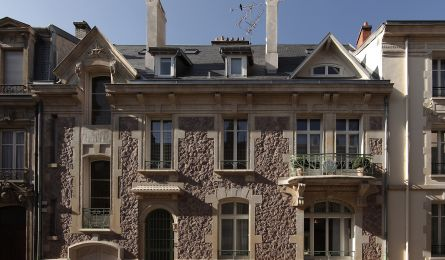 Residential building - Rue des Bégonias - Nancy