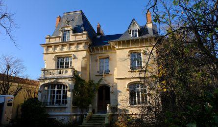 Immeuble d'habitation - Rue des Jardiniers - Nancy