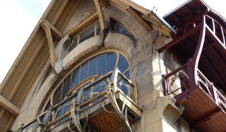Balcony – Villa Majorelle – Nancy