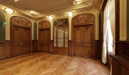 Gruber Room – CCI 54