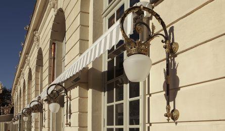 Lower Faces at Stanislas Place - Nancy