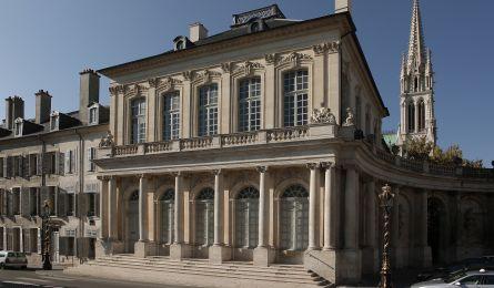 Pavilion Héré - Nancy