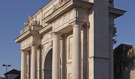 Sainte Catherine Gate - Nancy