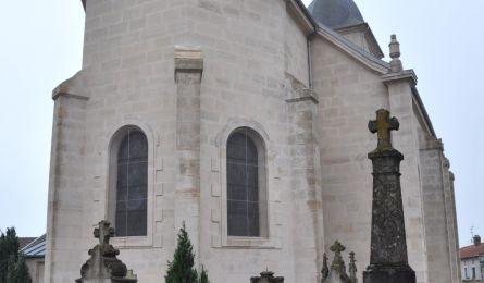 Église - Trampot