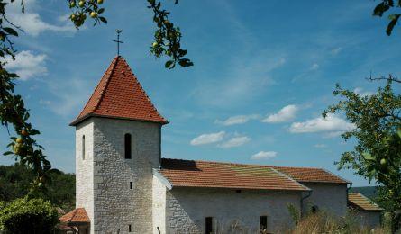 Church - Marthémont