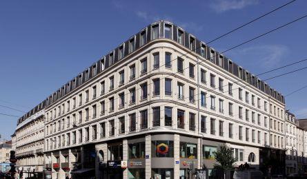Immeuble de bureaux rue Saint-Jean - Nancy