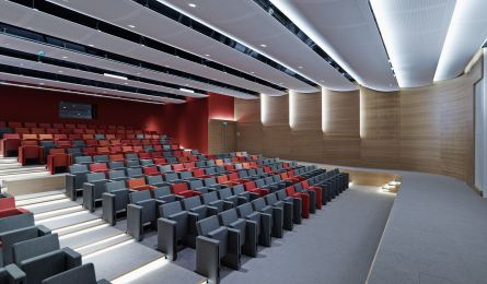Auditorium - immeuble In/Out - Boulogne-Billancourt