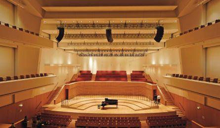 Salle Pleyel - Paris