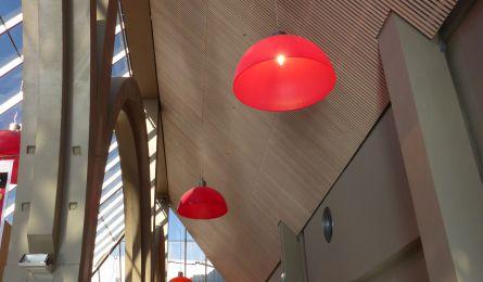 Plafond à lames - Cora - Val d'Yerres