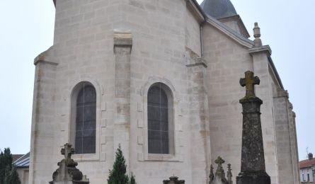 Église Saint-Pierre et Saint-Paul - Trampot