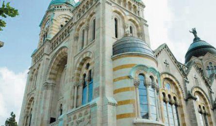 Basilique du Sacré Cœur - Nancy