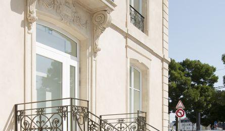 Immeuble de bureaux - Rue de la Commanderie - Nancy