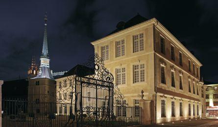 Palais ducal - Nancy