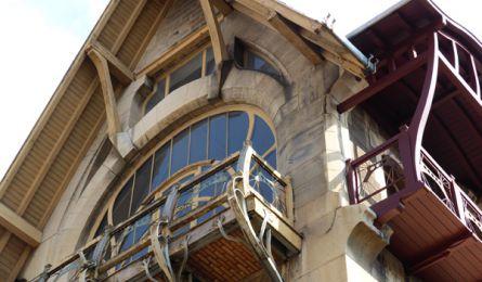 Balcon - Villa Majorelle - Nancy