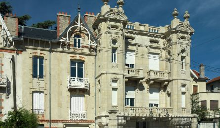 Immeuble d'habitation - avenue de la Libération - Nancy