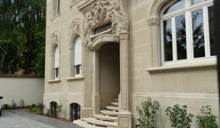 Immeuble de bureaux - Rue des Remparts - Metz