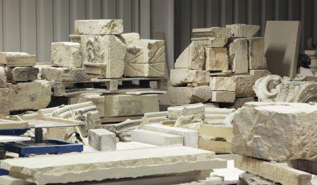 Atelier pierre de taille