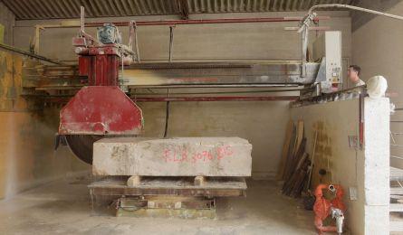Lumber work station