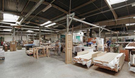 Workshop – Assembly area