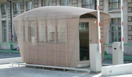 Toll booth – Parc de Saint-Cloud