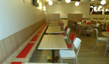 Cafeteria – Cora – Houdemont