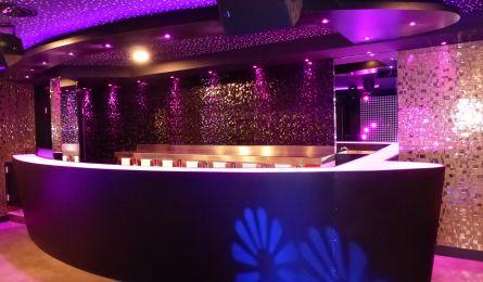 Salle Diamant – Le Pacha Club – Louveciennes