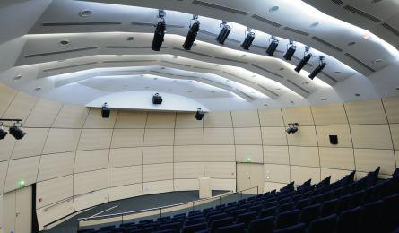 Auditorium – building LE CAPITOLE – Nanterre