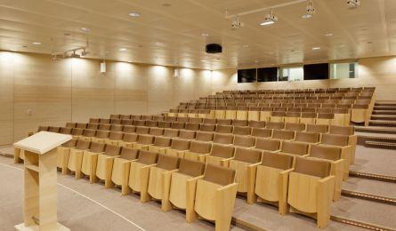 Auditorium – 111 Sèvres 2 – La Banque Postale - Paris